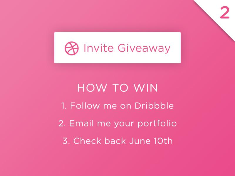 Dribbble Invites giveaway dribbble invite invitation dribbble invite