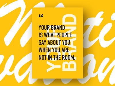 Motivation Poster - Your Brand design amazon motivation brand poster