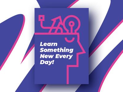 Motivation Poster - Learning