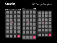 InVision Studio - iOS Template