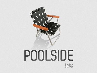 Poolsidelabs Logo2 Jasonquiz chair pool mobile start up logo lab
