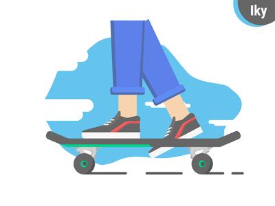 Skate day