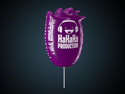 Balon Hahaha Production music smiley prduction hahaha
