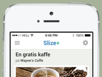 Slize for iOS7