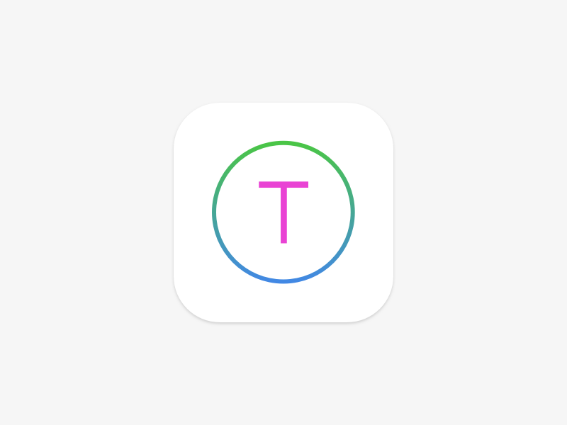 Secret App Icon app icon icon glyph ios7