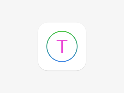 Secret App Icon app icon icon glyph ios7