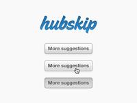 Hubskip buttons