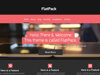 Flatpack Theme