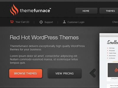 Tf Home wordpress theme