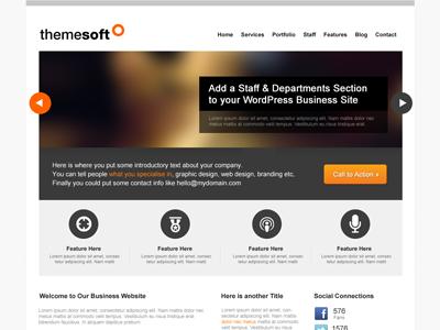 Ft Theme2 wordpress business theme