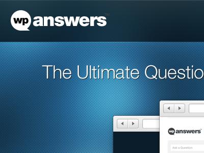 Wp Answers wordpress wp-answers