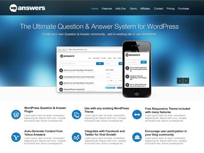 Wp Answers2 wordpress wp-answers
