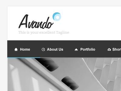 Avando WordPress Theme wordpress business theme
