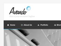 Avando WordPress Theme