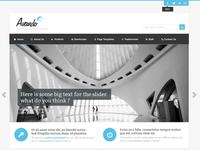 Avando WordPress Theme 2