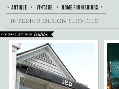 JED website vintage