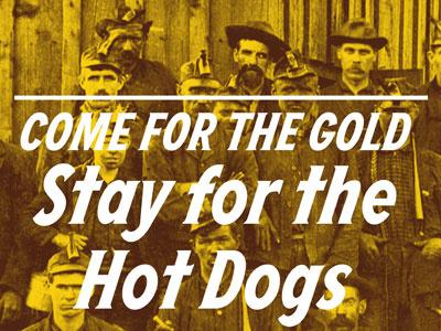 Fritzi Gold Rush poster