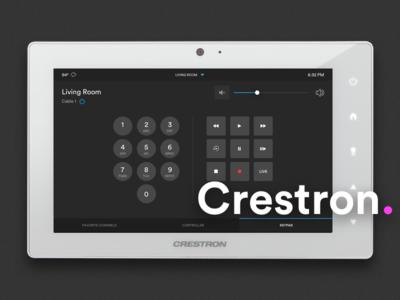 Crestron Remote - Keypad