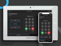 Crestron - Peer-to-Peer Intercom