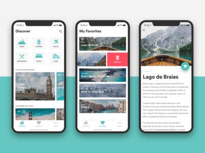 Travel Tours App