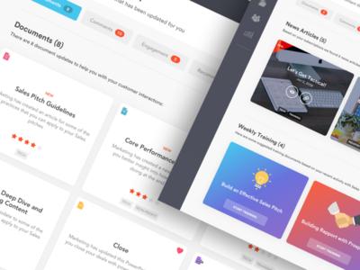 Sales - Marketing Platform