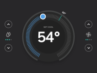 Crestron Climate Control - Air Conditioning