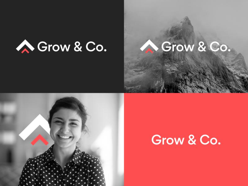 Grow & Co. Branding