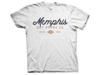 Concept - Branding & Visual Identity (Memphis Dry Goods)