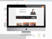Steven Furtick Ministries - Digital Property webdesign responsive design wordpress ministry church elevation mobile web