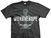 Shirt wehavehope