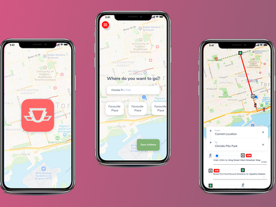 Toronto Transit Commission Trip Planner/Router
