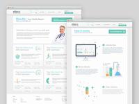 Vitame : UI/UX Design Work