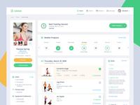 Adasse Beta 2: web app design
