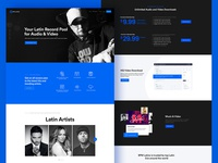 BPM Latino: Website Redesign