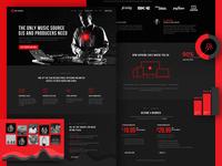 Bpm Supreme: Website Redesign