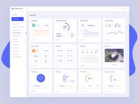 Sensobee: Admin Dashboard Design