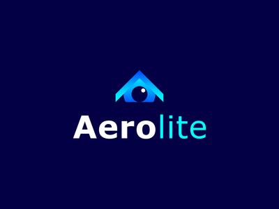 Aerolite Logo design
