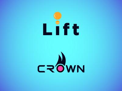 Lift & Crown-Logo Design