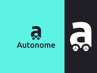 Autonome-Logo design