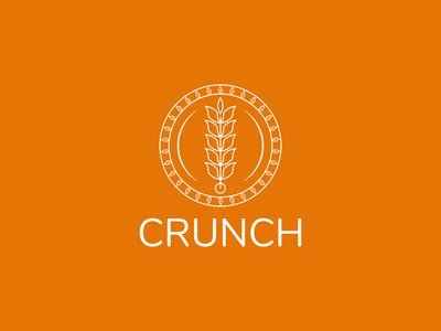 Crunch Logo concept