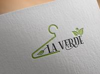 La derve Logo design