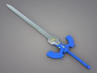 Link's Master Sword: WIP