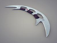 Klingon Bat'leth