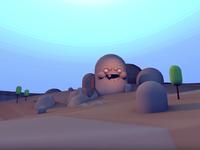 360° Video VR landscape