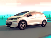 Chevy Bolt Style Frames