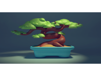 Bonsai Tree - Watch the making of!