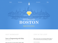 RailsBridge Boston redesign