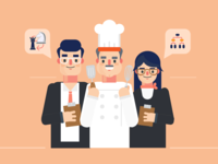 Chefs in Company