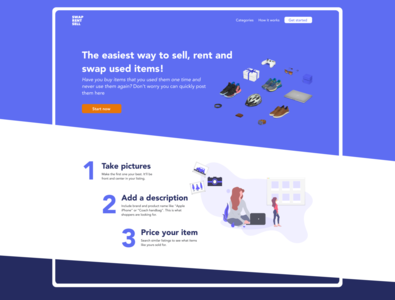 SWAP RENT SELL