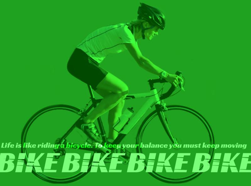 Triathlon posters - Bike